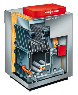 Vitogas 100-F  Vitotronic 100/200