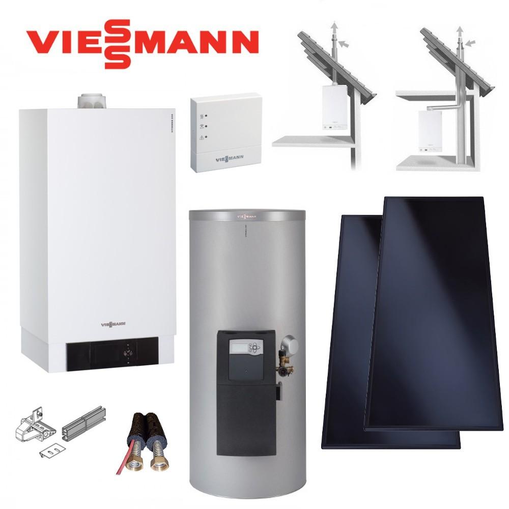 Пакетные предложения от Viessmann