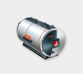 Vitomax 100 LW диапазон тепловой мощности: от 0,65 до 2 МВт.