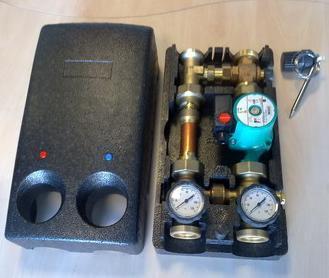 Подмешивающее устройство к Vitoligno 100-S