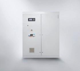 Vitobloc 200. Когенерационные установки электрической мощностью: 18 - 401 кВт, тепловой мощностью: 36 - 549 кВт.