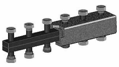 Модульные распределительные системы для отопительных установок до 85 кВт: