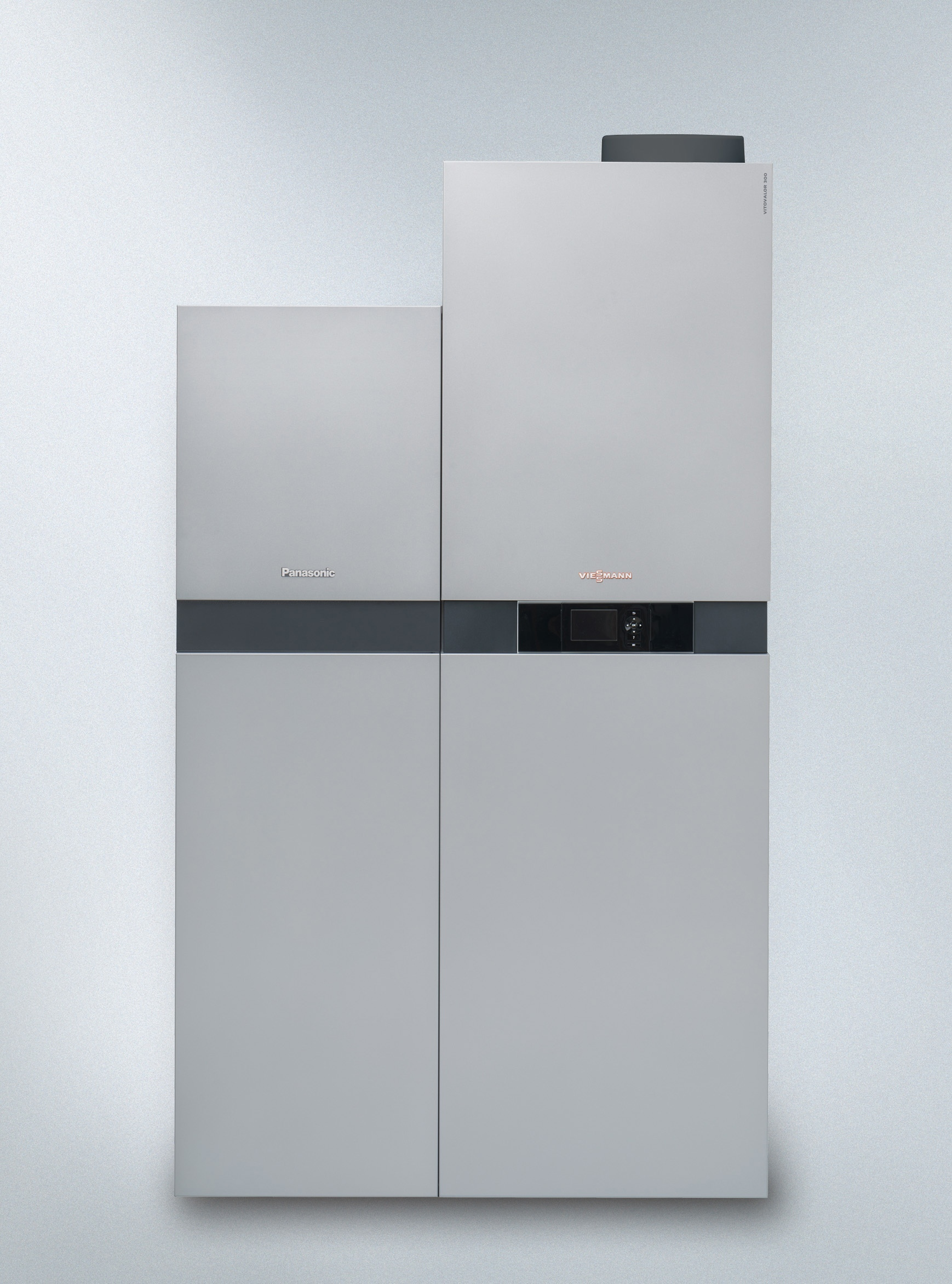 Установка на топливных элементахVITOVALOR 300-P