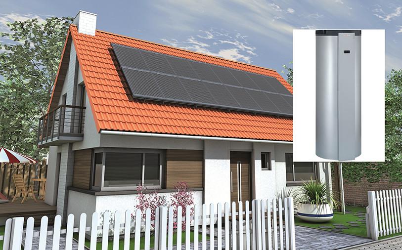 Солнечный нагрев воды VITOVOLT 350 от VIESSMANN.COM.UA - это просто!
