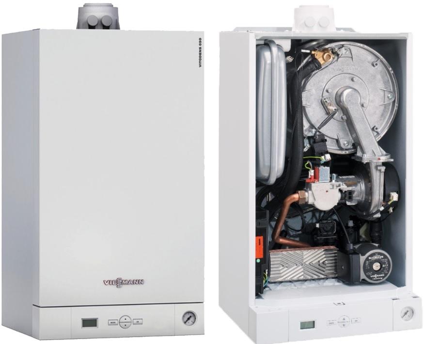 Висман Витоденс 050-W тип BPJC двухконтурный 26 кВт