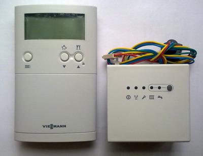 Viessmann Thermostat F User Guide - WordPresscom