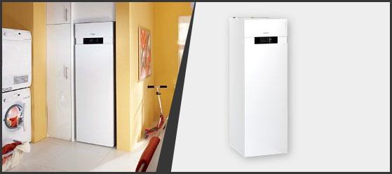 Vitocal 343-G от Viessmann – компактная система отопления и охлаждения Вашего дома