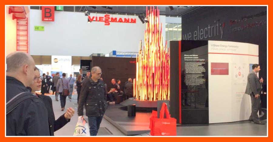 Новинки  Viessmann на Light+Building во Франкфурте-на-Майне