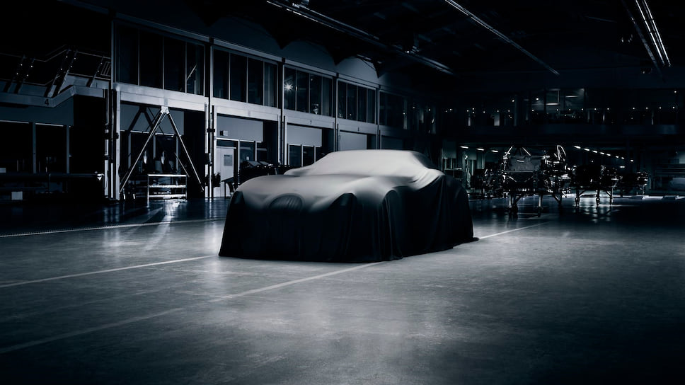 Новый спорткар Wiesmann покажут в 2020 году