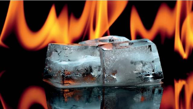 Продолжаем отапливаться льдом