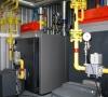 Котлы большой мощности: Транспортабельная блочная котельная на базе котлов Vitoplex 100 PV: VITOMODUL
