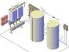 Пример из проекта топочной с 3D-визуализацией