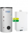 Vitodens 100-W 35 кВт + бойлер Cordivari BOLLY® 1 ST 150 литров