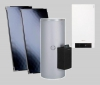 Vitodens 200, 49 кВт + бойлер 400 л + солнечный коллектор