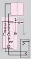Комплект для приготовления ГВС с гелиоколлекторами Vitosol 141-FM без бойлера