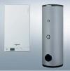 Vitodens 100-W 35 кВт + бойлер ГВС HUCH 150 литров.
