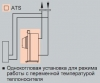 Vitocrossal 300, Однокотловая установка
